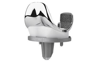 Diz Protezinin tam olarak nasıl bir görüntüye sahip olduğunu anlatan bir görsel. Opr. Dr. Halil Buldu